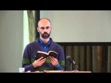 "Michael V. Smith – Robson Reading Series at IKBLC Presents ""Progress"""