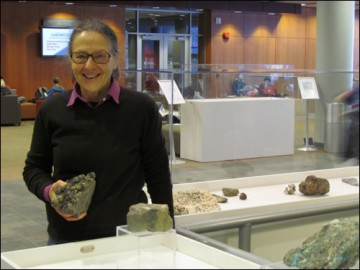 "IKBLC Art Exhibition – ""Rocks of Interest to a Young Geologist"""