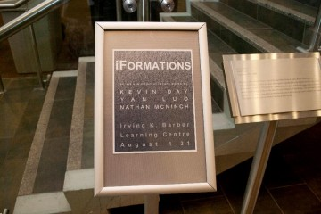 iFormations Exhibition Featured at Hamburg