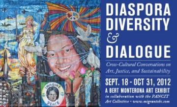 Diaspora, Diversity, & Dialogue Art Exhibition