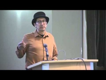 "Richard Wagamese – Reading of ""Indian Horse"""