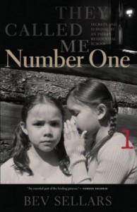 alumni UBC Book Club – They called me number one by Bev Sellars