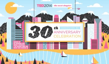 TED Vancouver's live stream March 17-21 from UBC Vancouver