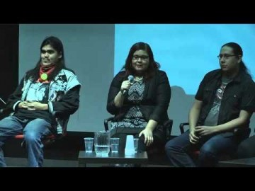Assert, Defend, Take Space: Aboriginal Youth Conference on Identity, Activism and Film