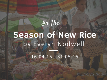 In the Season of New Rice: an exhibition by Evelyn Nodwell