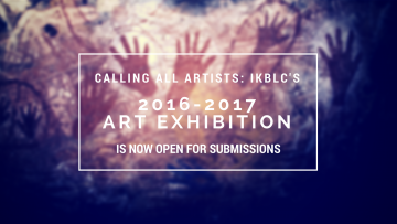 2016-2017 Art Exhibition Call-Out