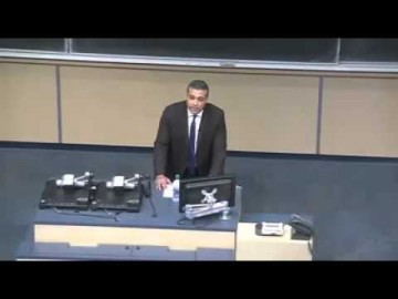 Vancouver Institute – Mohamed Fahmy Lecture