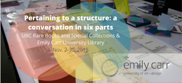 Pertaining to a structure: a conversation in six parts