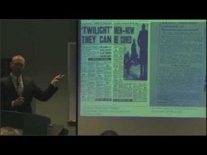 "Health History Lecture: ""Curing Queers"" Mental Nurses and Their Patients 1935-1974"