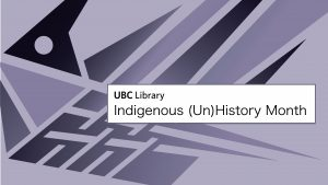 Indigenous (Un)History Month Exhibition: RavenSpace – Digital Publishing in Indigenous Studies